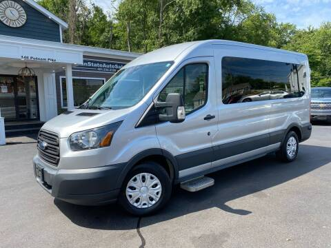 2015 Ford Transit Passenger for sale at Ocean State Auto Sales in Johnston RI