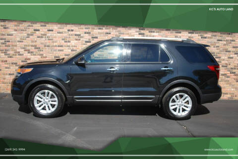 2014 Ford Explorer for sale at KC'S Auto Land in Kalamazoo MI
