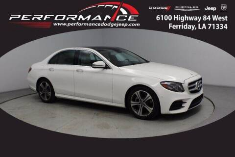 2018 Mercedes-Benz E-Class for sale at Auto Group South - Performance Dodge Chrysler Jeep in Ferriday LA