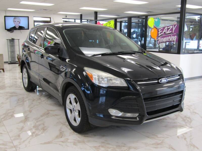 2013 Ford Escape for sale at Dealer One Auto Credit in Oklahoma City OK