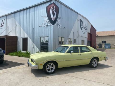 1976 Ford Maverick for sale at Barrett Auto Gallery in San Juan TX