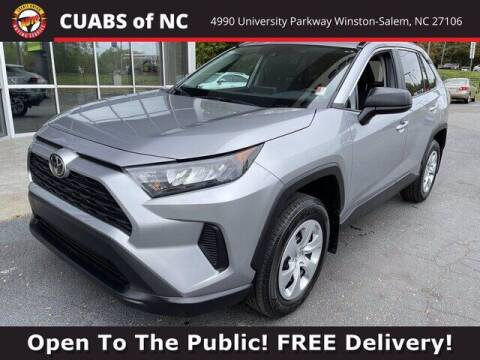 2020 Toyota RAV4 for sale at Credit Union Auto Buying Service in Winston Salem NC