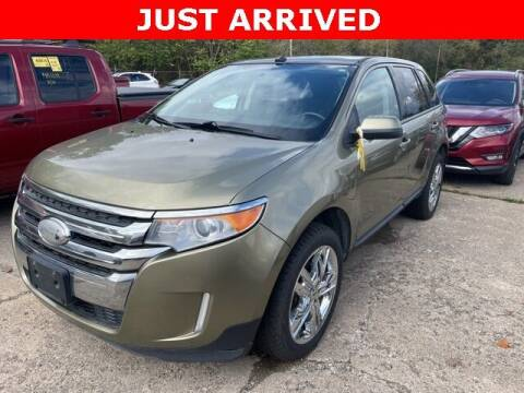 2013 Ford Edge for sale at Monster Motors in Michigan Center MI