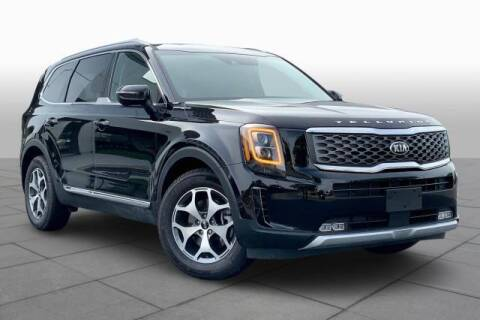 2021 Kia Telluride for sale at CU Carfinders in Norcross GA