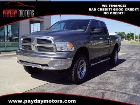 2011 RAM Ram Pickup 1500 for sale at Payday Motors in Wichita KS