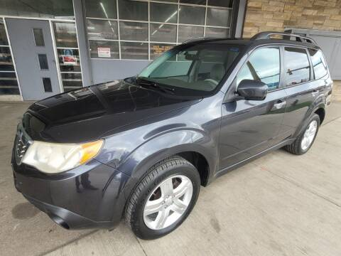 2010 Subaru Forester for sale at Car Planet Inc. in Milwaukee WI