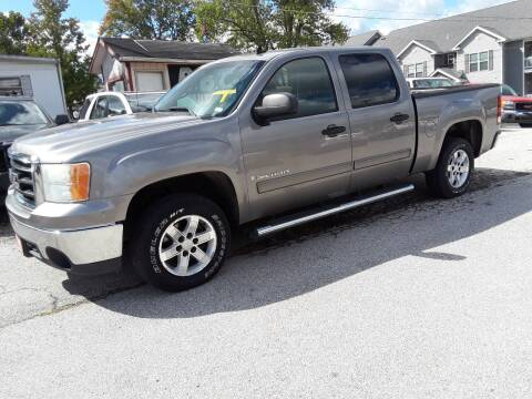 2007 GMC Sierra 1500 for sale at BBC Motors INC in Fenton MO