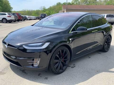 2017 Tesla Model X for sale at Elite Motors in Uniontown PA