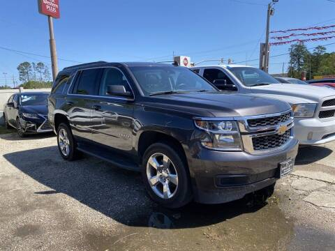 2017 Chevrolet Tahoe for sale at Direct Auto in D'Iberville MS