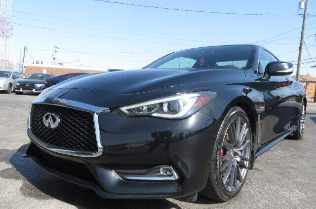 2017 Infiniti Q60 for sale at Eddie Auto Brokers in Willowick OH