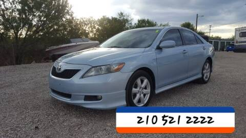 2007 Toyota Camry for sale at Al's Motors Auto Sales LLC in San Antonio TX