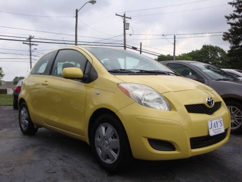 2010 Toyota Yaris for sale at Jay's Auto Sales Inc in Wadsworth OH