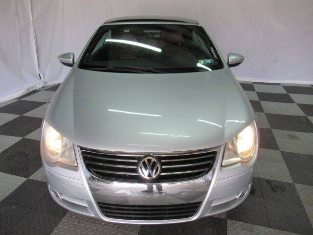 2010 Volkswagen Eos for sale in Hollywood, FL