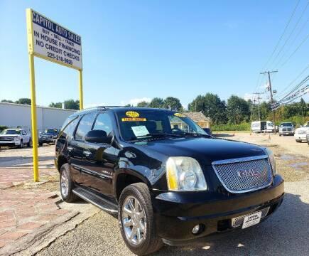 2007 GMC Yukon for sale at CAPITOL AUTO SALES LLC in Baton Rouge LA