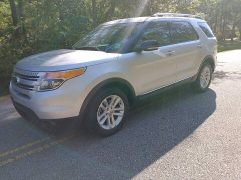 2013 Ford Explorer for sale at J & J Auto Brokers in Slidell LA