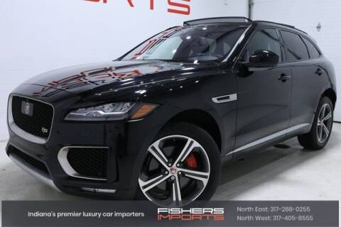2019 Jaguar F-PACE for sale at Fishers Imports in Fishers IN