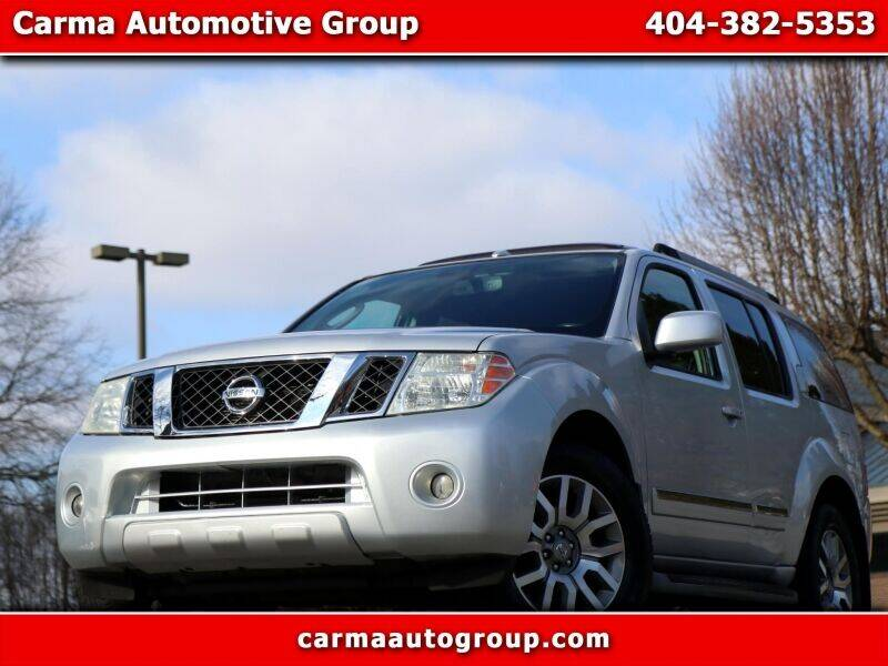 2011 Nissan Pathfinder for sale at Carma Auto Group in Duluth GA