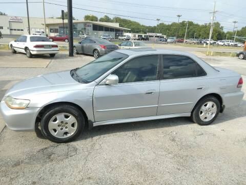 2002 Honda Accord for sale at Friendship Auto Sales in Broken Arrow OK