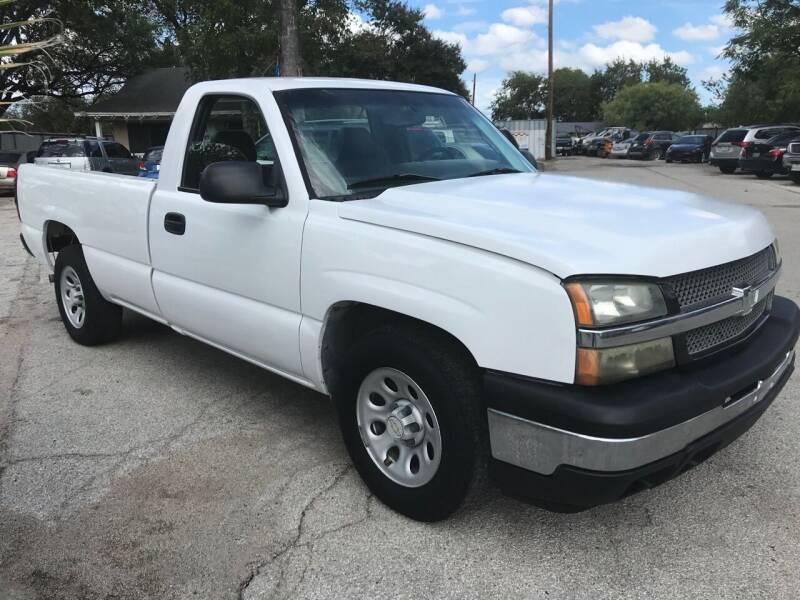 2006 Chevrolet Silverado 1500 for sale at Approved Auto Sales in San Antonio TX