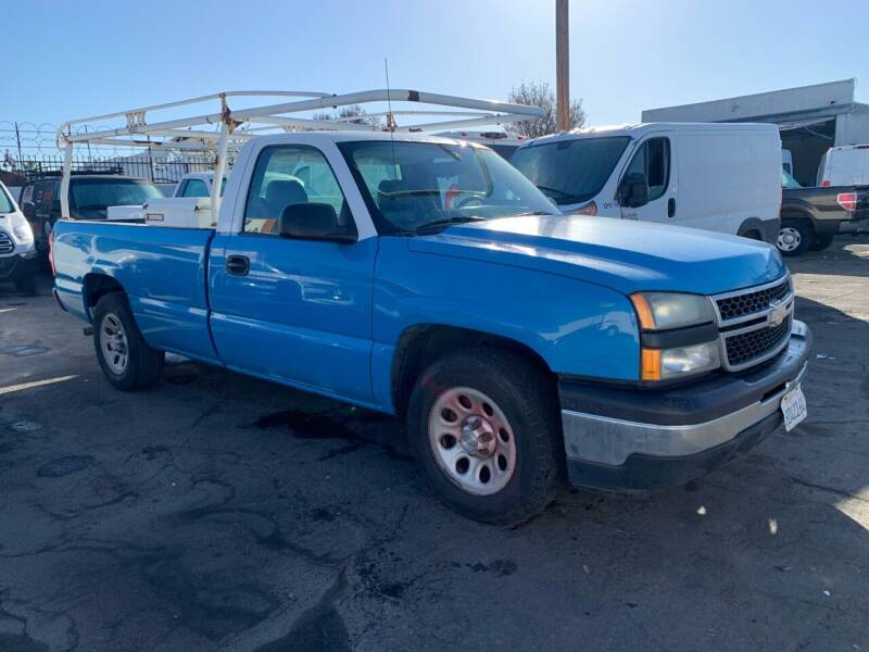 2007 Chevrolet Silverado 1500 Classic for sale at Best Buy Quality Cars in Bellflower CA
