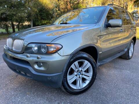 2006 BMW X5 for sale at Next Autogas Auto Sales in Jacksonville FL