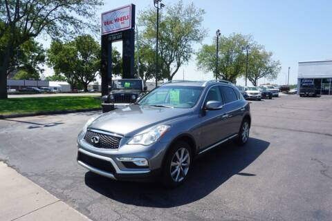 2017 Infiniti QX50 for sale at Ideal Wheels in Sioux City IA
