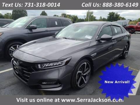 2018 Honda Accord for sale at Serra Of Jackson in Jackson TN