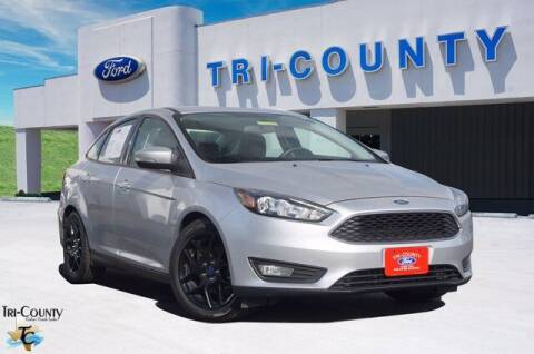2016 Ford Focus for sale at TRI-COUNTY FORD in Mabank TX
