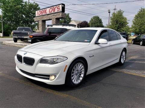 2012 BMW 5 Series for sale at I-DEAL CARS in Camp Hill PA