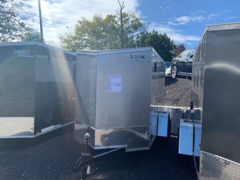 2020 Look Trailers STLC5X8SI2DLX for sale at Car VIP Auto Sales in Danbury CT