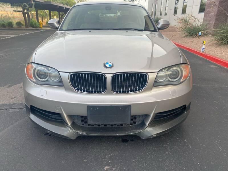 2011 BMW 1 Series for sale at Autodealz in Tempe AZ