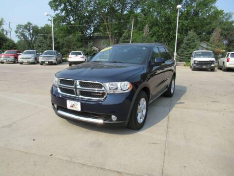 2012 Dodge Durango for sale at Aztec Motors in Des Moines IA