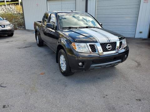 2015 Nissan Frontier for sale at DISCOUNT AUTO SALES in Johnson City TN