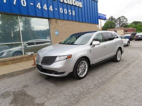 2016 Lincoln MKT for sale at Southern Auto Solutions - 1st Choice Autos in Marietta GA