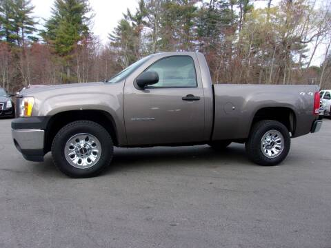 2013 GMC Sierra 1500 for sale at Mark's Discount Truck & Auto Sales in Londonderry NH