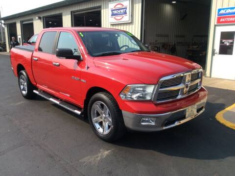 2010 Dodge Ram Pickup 1500 for sale at TRI-STATE AUTO OUTLET CORP in Hokah MN