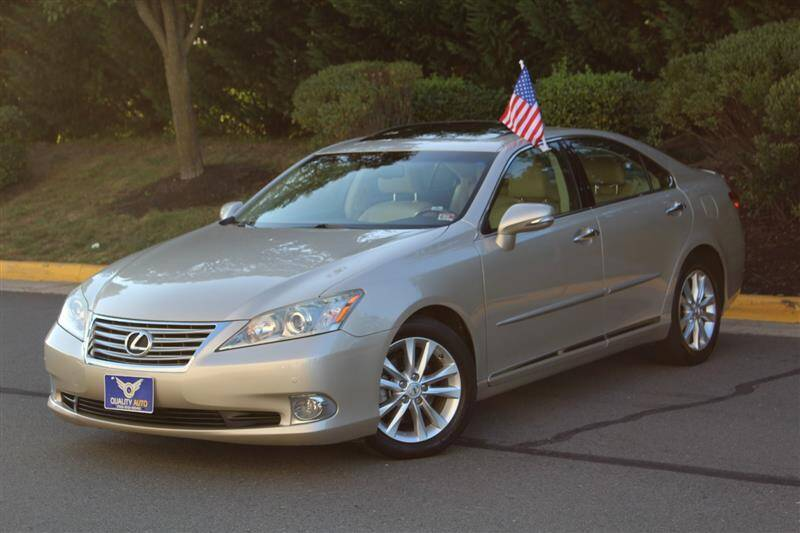 2011 Lexus ES 350 for sale at Quality Auto in Sterling VA