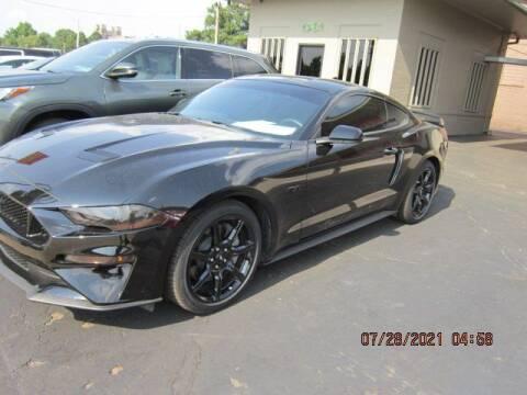 2020 Ford Mustang for sale at Bitner Motors in Pittsburg KS