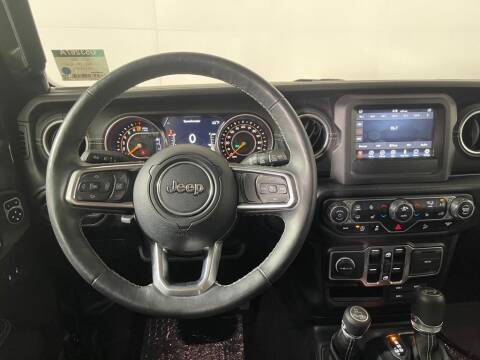 2018 Jeep Wrangler Unlimited for sale at CU Carfinders in Norcross GA