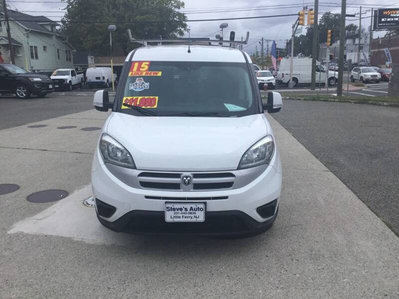 2015 RAM ProMaster City Wagon for sale at Steves Auto Sales in Little Ferry NJ