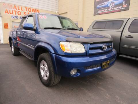 2005 Toyota Tundra for sale at Small Town Auto Sales in Hazleton PA