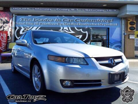 2007 Acura TL for sale at Distinctive Car Toyz in Pleasantville NJ
