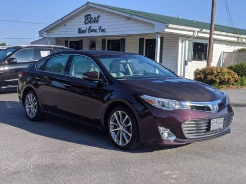2015 Toyota Avalon for sale at Best Used Cars Inc in Mount Olive NC
