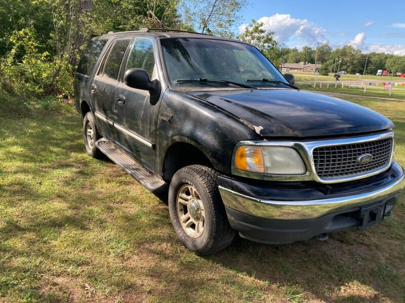 2001 Ford Expedition for sale at Expressway Auto Auction in Howard City MI