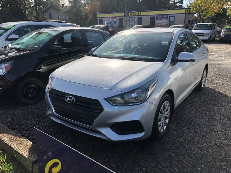 2018 Hyundai Accent for sale at Capital Car Sales of Columbia in Columbia SC