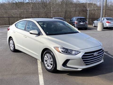 2017 Hyundai Elantra for sale at CU Carfinders in Norcross GA