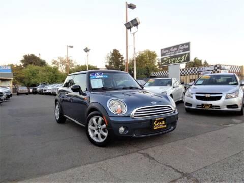 2010 MINI Cooper for sale at Save Auto Sales in Sacramento CA