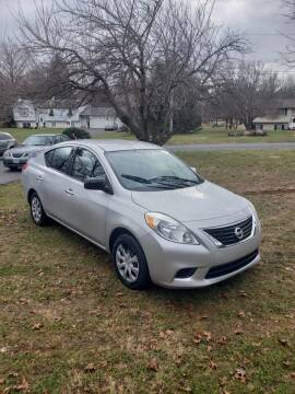 2012 Nissan Versa for sale at Alpine Auto Sales in Carlisle PA