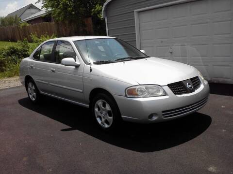 2005 Nissan Sentra for sale at Marty's Auto Sales in Lenoir City TN
