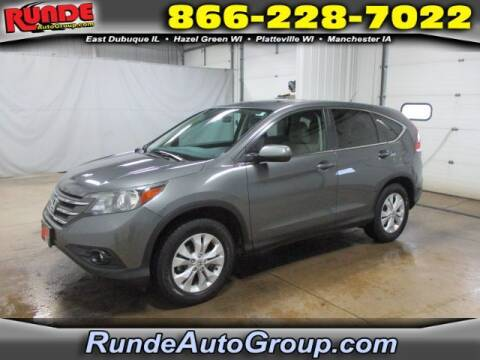 2014 Honda CR-V for sale at Runde Chevrolet in East Dubuque IL